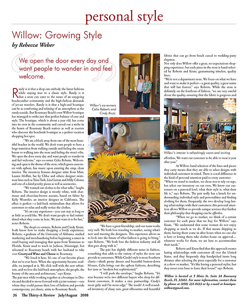 30A Article