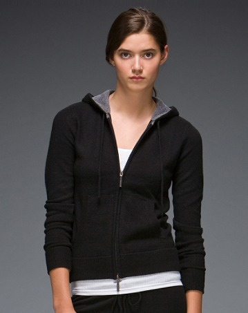 Cashmere hoodie 250