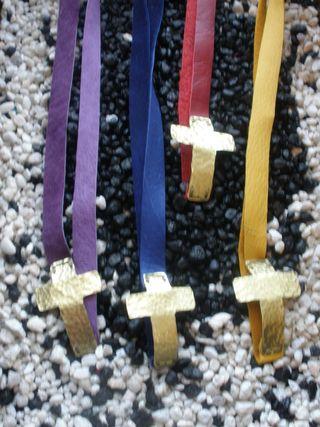 Petra crosses