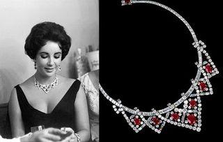 Cartier ruby necklace 1951 copy