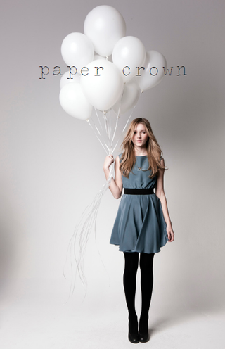 Paper crown cover
