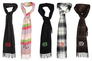 Mono scarves