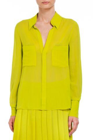 Bcbg emma blouse