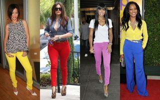 Vibe-vixen-colored-jeans-rihanna-kelly-rowland-khloe-kardashian-garcelle-beauvais