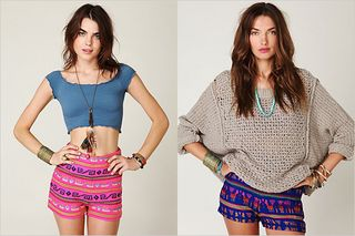 Hot-buy-kenny-guadalajara-high-waisted-shorts